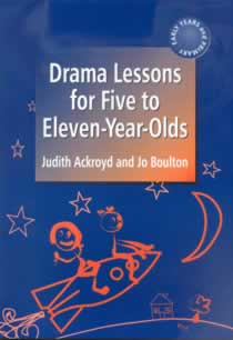 Drama Lessons for 5-11 Year Olds (Members)