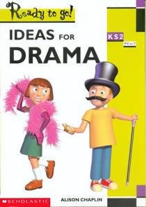 Ideas for Drama KS2 (Members)