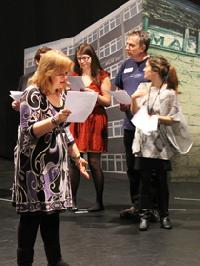 Staging in Schools: an aesthetic transforming space, actor and audience  (Members)